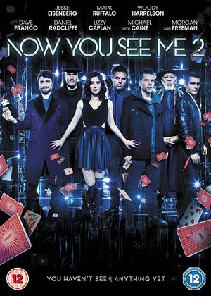 Now You See Me 2 Online DVD Rental