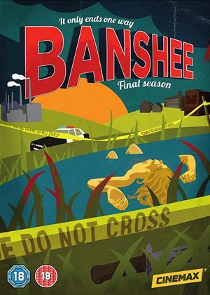 Banshee: Series 4 Online DVD Rental