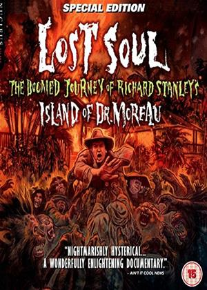 Lost Soul: The Doomed Journey of Richard Stanley's Island of Dr. Moreau Online DVD Rental