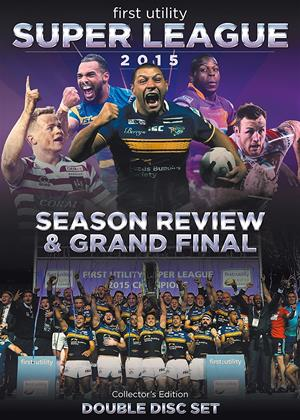 Super League: 2015: Season Review and Grand Final Online DVD Rental