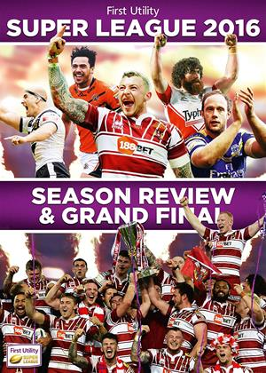 Super League: 2016: Season Review and Grand Final Online DVD Rental