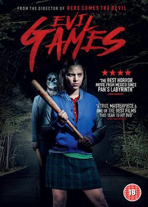 Evil Games Online DVD Rental