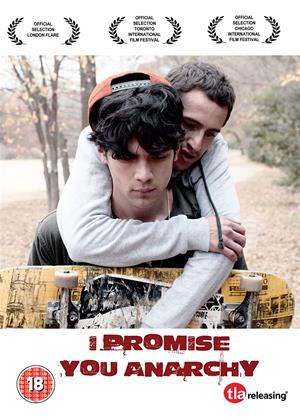 I Promise You Anarchy Online DVD Rental