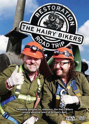 The Hairy Bikers' Restoration Road Trip Online DVD Rental