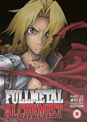 Full Metal Alchemist: Part 1 Online DVD Rental