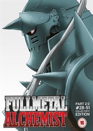 Full Metal Alchemist: Part 2 Online DVD Rental