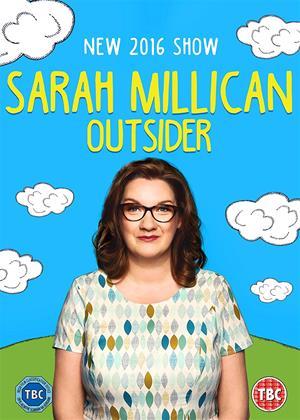 Sarah Millican: Outsider Online DVD Rental