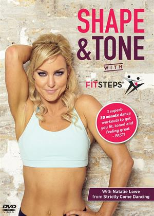 Shape and Tone with FitSteps Online DVD Rental