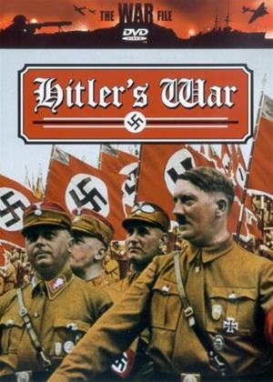 Rent Hitler's War Online DVD Rental