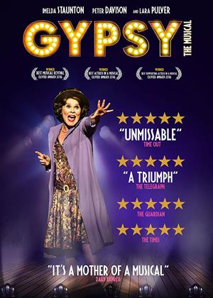Gypsy: The Musical Online DVD Rental