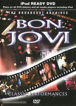 Bon Jovi: Live in Concert: The Broadcast Archives Online DVD Rental