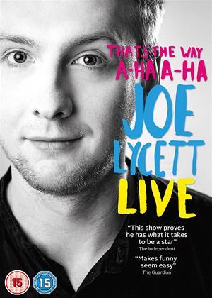 Joe Lycett: That's the Way, A-ha, A-ha, Joe Lycett Online DVD Rental