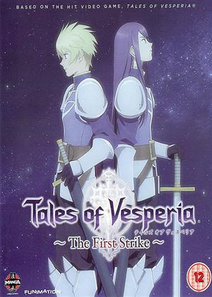 Tales of Vesperia: The First Strike Online DVD Rental