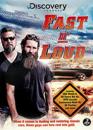 Rent Fast N' Loud: Series 1 (aka Fast n' Loud) Online DVD Rental