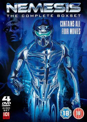 Rent Nemesis 2: Nebula (aka Nemesis 2) Online DVD Rental