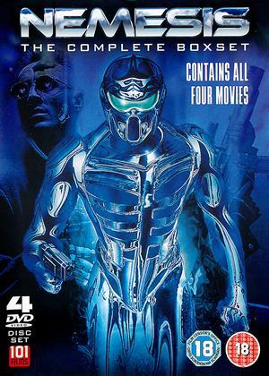 Nemesis 3: Time Lapse Online DVD Rental