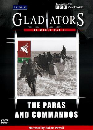 Gladiators of World War II: The Paras and Commandos Online DVD Rental