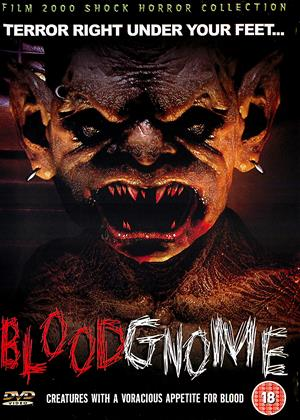 Rent Blood Gnome (aka Bloodgnome) Online DVD Rental