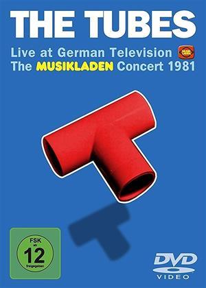 The Tubes: Live at German Television: The Musikladen Concert Online DVD Rental