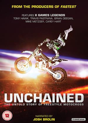 Unchained: The Untold Story of Freestyle Motocross Online DVD Rental