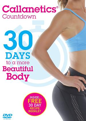 Callanetics Countdown: 30 Days to a More Beautiful Body Online DVD Rental