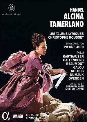 George Frideric Handel: Alcina / Tamerlano: Les Talens Lyriques (Rousset) Online DVD Rental