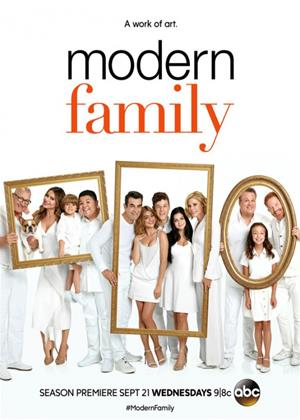 Rent Modern Family: Series 8 Online DVD Rental