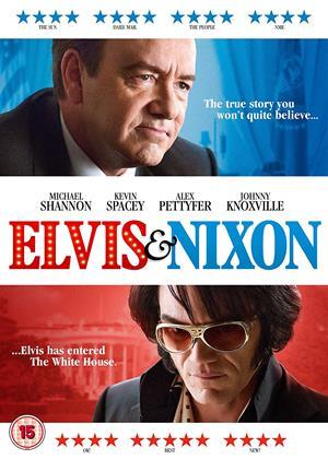 Elvis and Nixon Online DVD Rental
