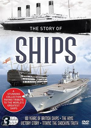 The HMS Victory Story Online DVD Rental