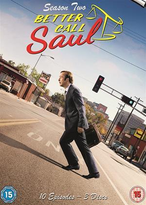 Better Call Saul: Series 2 Online DVD Rental