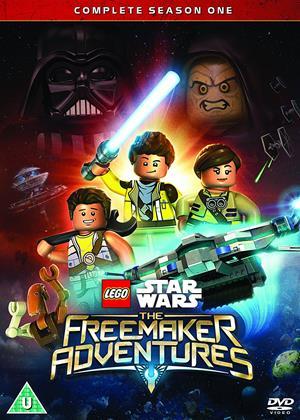 Lego Star Wars: The Freemaker Adventures: Series 1 Online DVD Rental