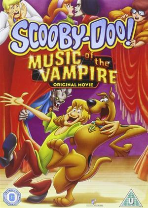 Scooby-Doo!: Music of the Vampire Online DVD Rental