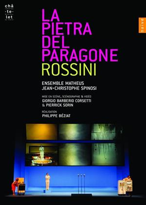 La Pietra Del Paragone: Ensemble Matheus (Spinosi) Online DVD Rental
