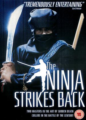 The Ninja Strikes Back Online DVD Rental