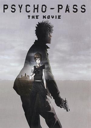 Psycho-Pass: The Movie Online DVD Rental