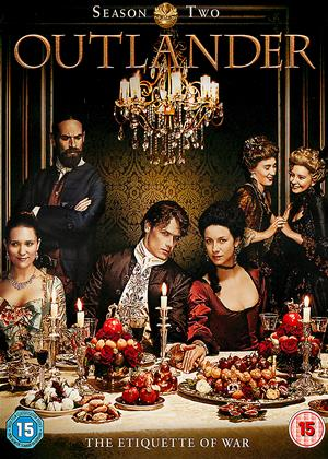Outlander: Series 2 Online DVD Rental
