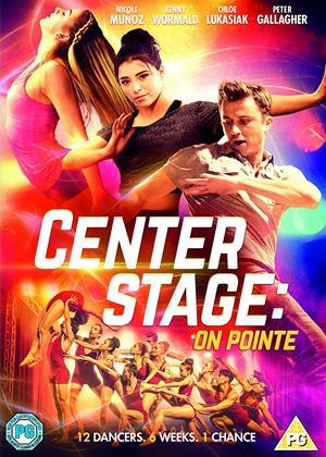 Center Stage: On Pointe Online DVD Rental