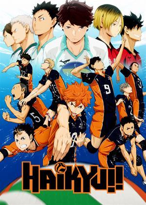Haikyu!! Online DVD Rental