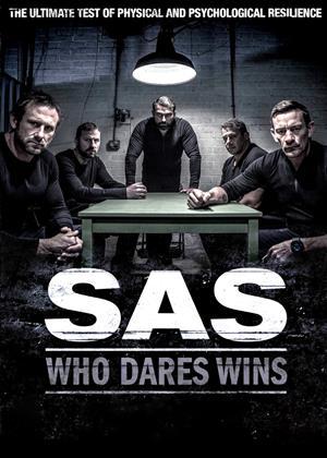 SAS: Who Dares Wins Online DVD Rental