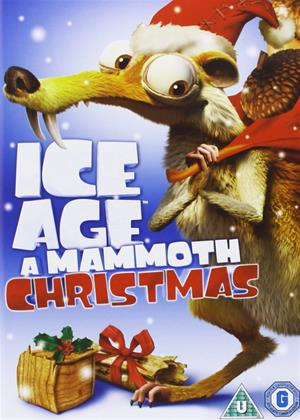 Ice Age: A Mammoth Christmas Online DVD Rental