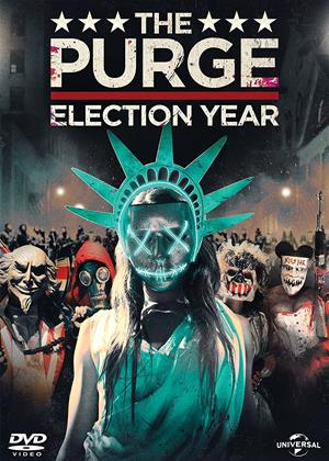 The Purge: Election Year Online DVD Rental