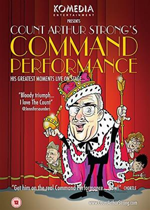 Count Arthur Strong's Command Performance Online DVD Rental