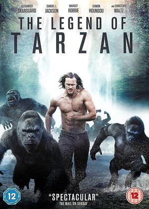Rent The Legend of Tarzan (aka Tarzan) Online DVD Rental