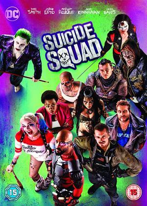Suicide Squad Online DVD Rental