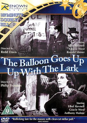 The Balloon Goes Up / Up with the Lark Online DVD Rental