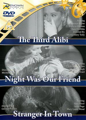 The Third Alibi / Night Was Our Friend / Stranger in Town Online DVD Rental