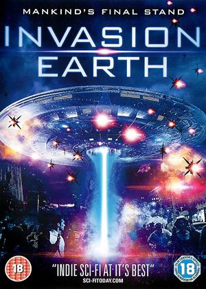Invasion Earth Online DVD Rental