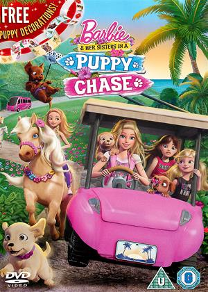 Barbie and Her Sisters in a Puppy Chase Online DVD Rental
