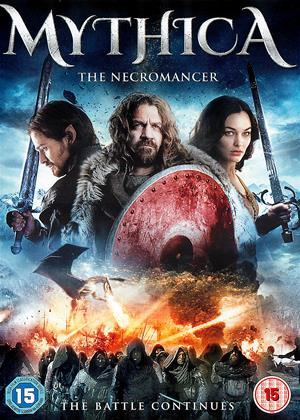 Mythica: The Necromancer Online DVD Rental