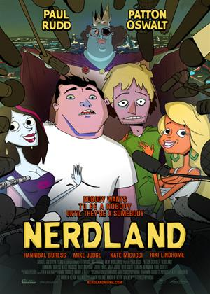 Nerdland Online DVD Rental